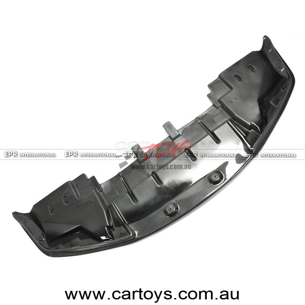 New FRP OEM Front Bumper Bottom Lip With Undertray For NISSAN Skyline R34 GTR