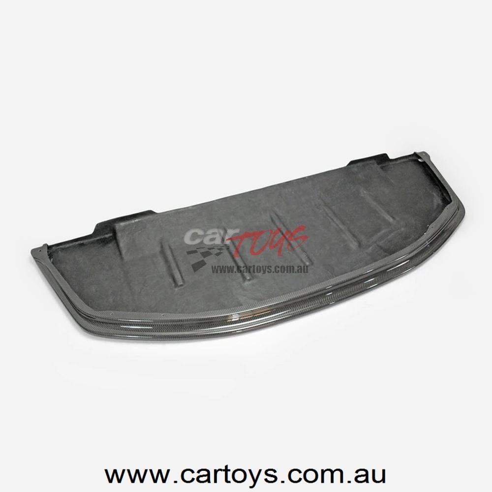 Skyline R32 GTR AB-Flug Carbon Fiber Front Lip (fit standard GTR front  bumper only) Glossy Finish Bumper Splitter Kit