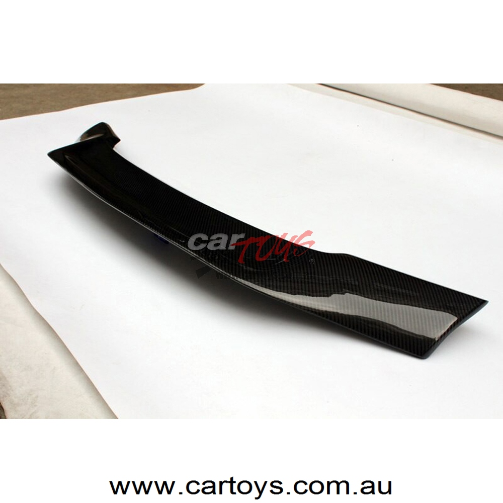 Mercedes Benz E Class W213 16-17 Carbon Fiber Rear Spoiler Glossy Fibre  Trunk Wing Body Kit Accessories