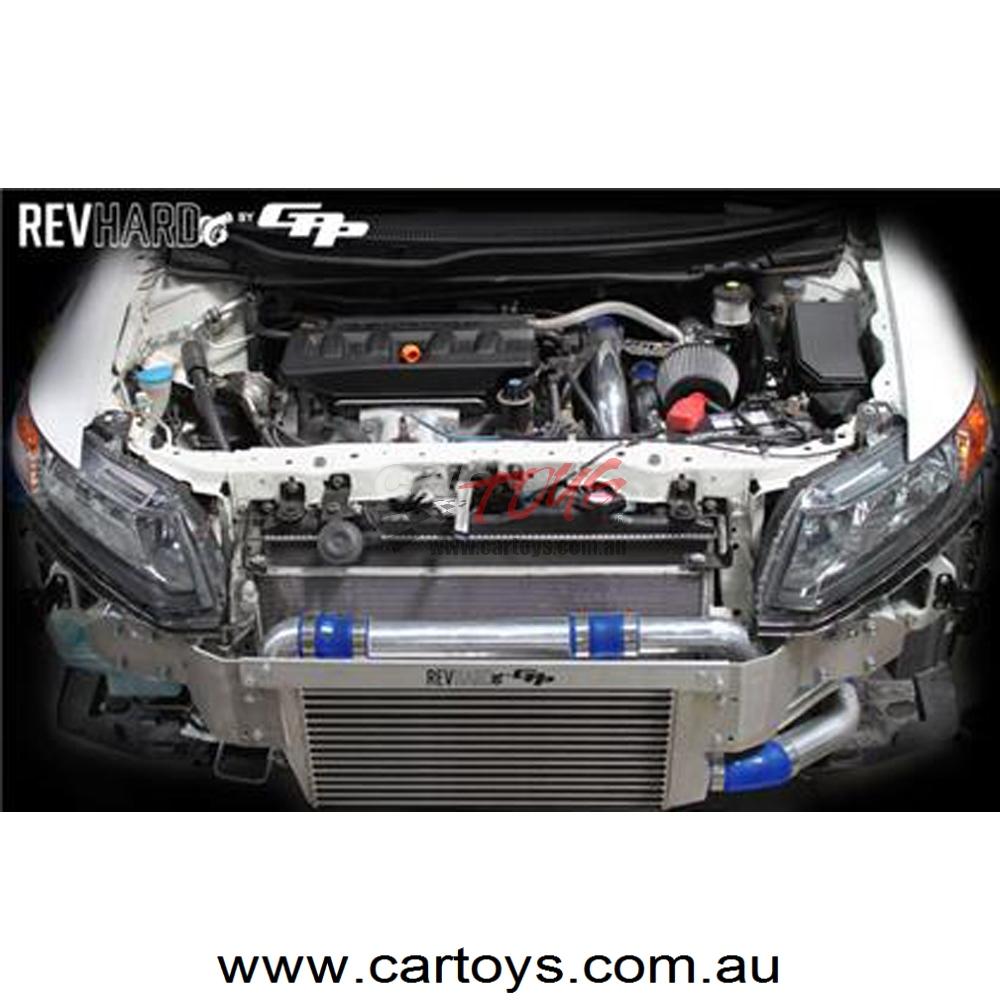 GReddy X RevHard 12-15 Honda Civic EX/LX (Manual Trans Only) Tuner Turbo Kit
