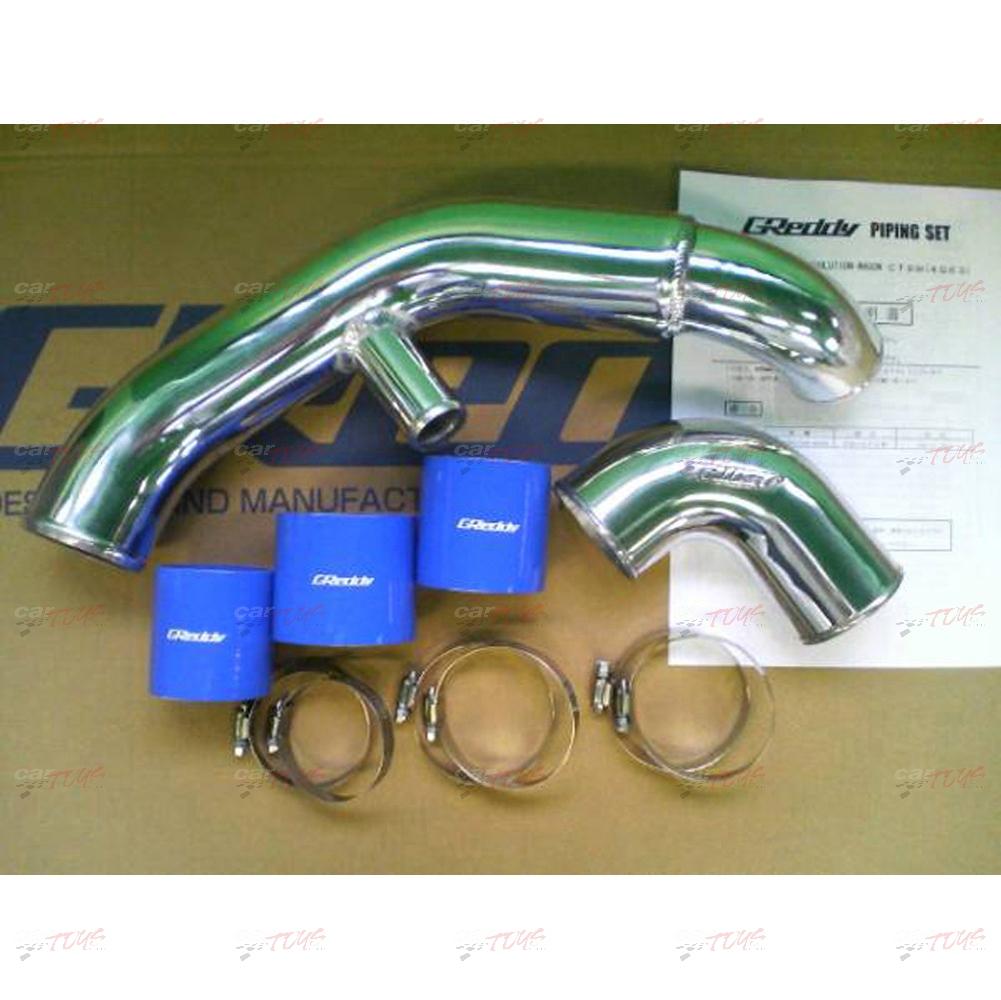 GReddy Aluminium Intake Pipe Set MITSUBISHI EVO CT9A