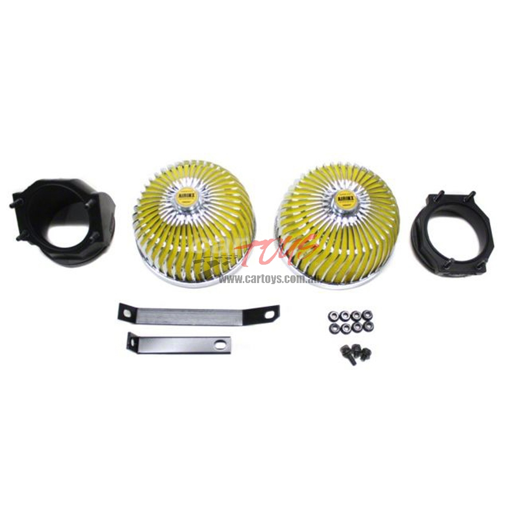 Greddy 80MM Airflow Replacement Set for NISSAN SKYLINE GTR RB26 NS-S004B 12520904