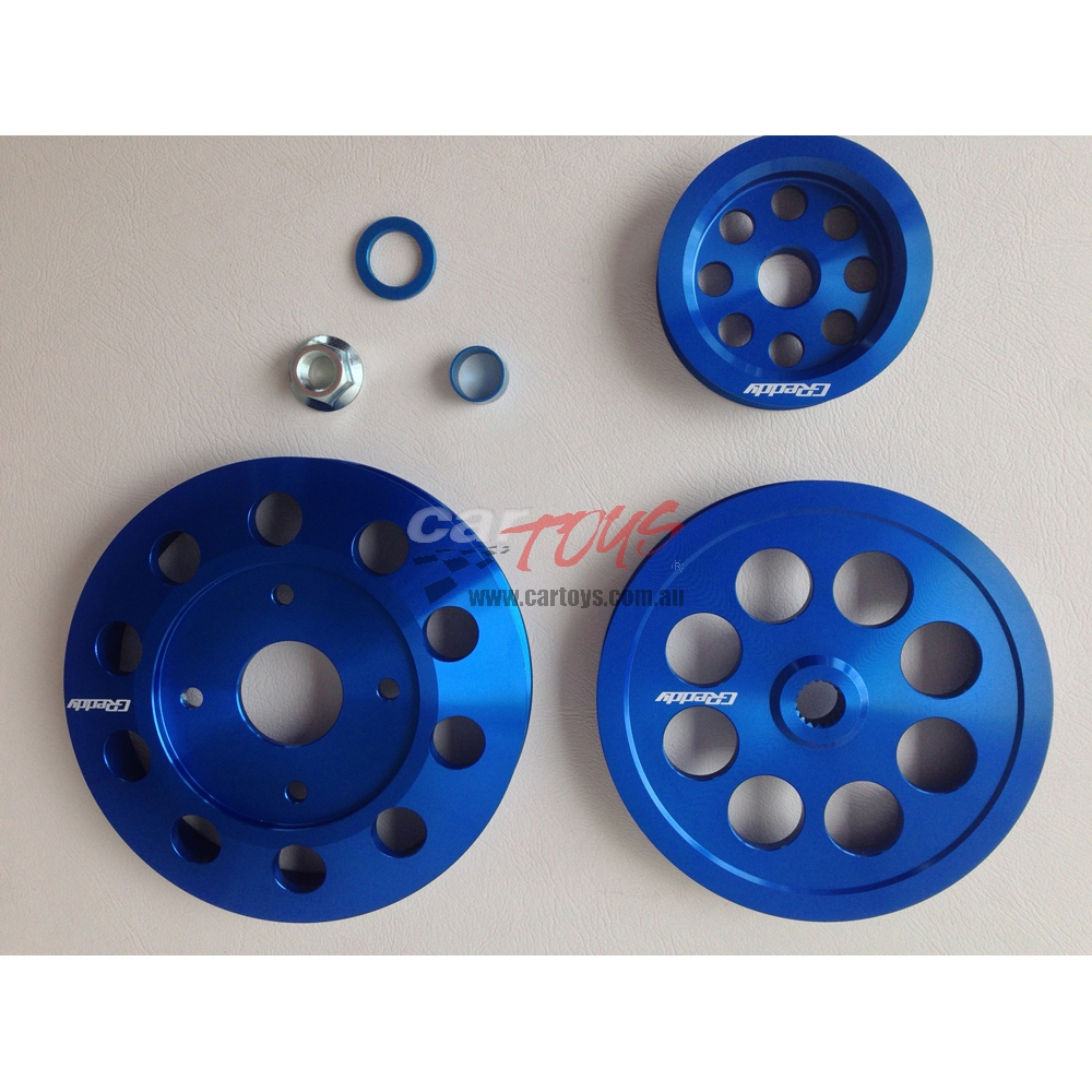 Greddy Pulley Kit NISSAN SKYLINE GTR BNR32 R32
