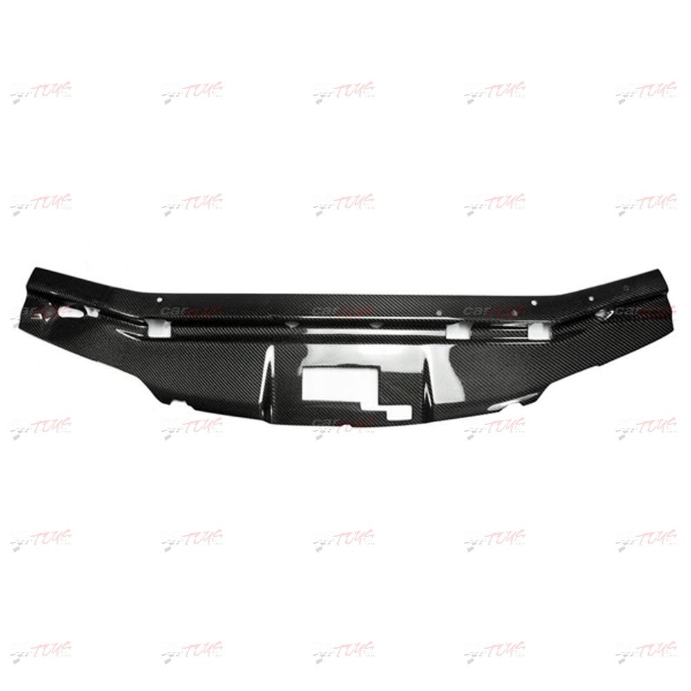 Nissan Skyline R33 GTR Garage Defend Style Carbon Fiber Cooling Panel