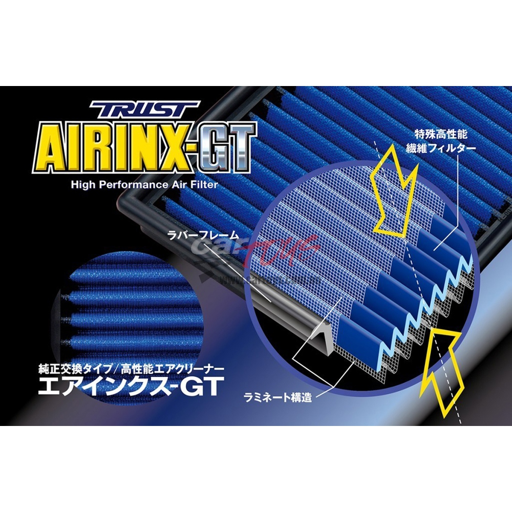 GReddy Airinx-GT MT-1GT MITSUBISHI EVOLUTION GREDDY 12532501
