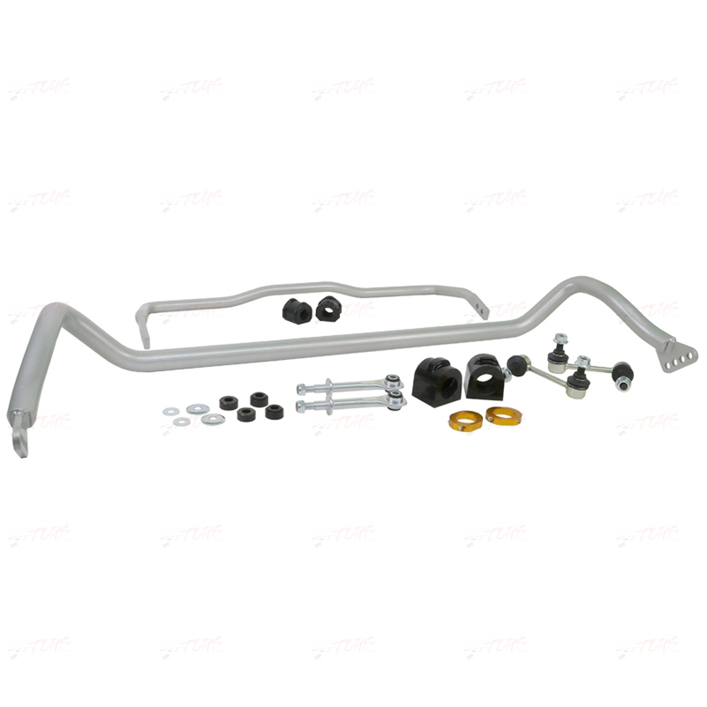 WHITELINE SWAY BAR FRONT & REAR FORD FALCON FG BFK002
