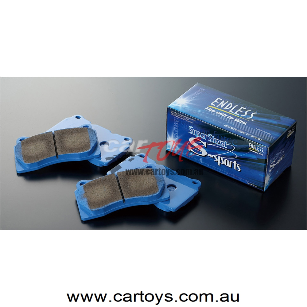 Endless EP452SSS Brake Pads