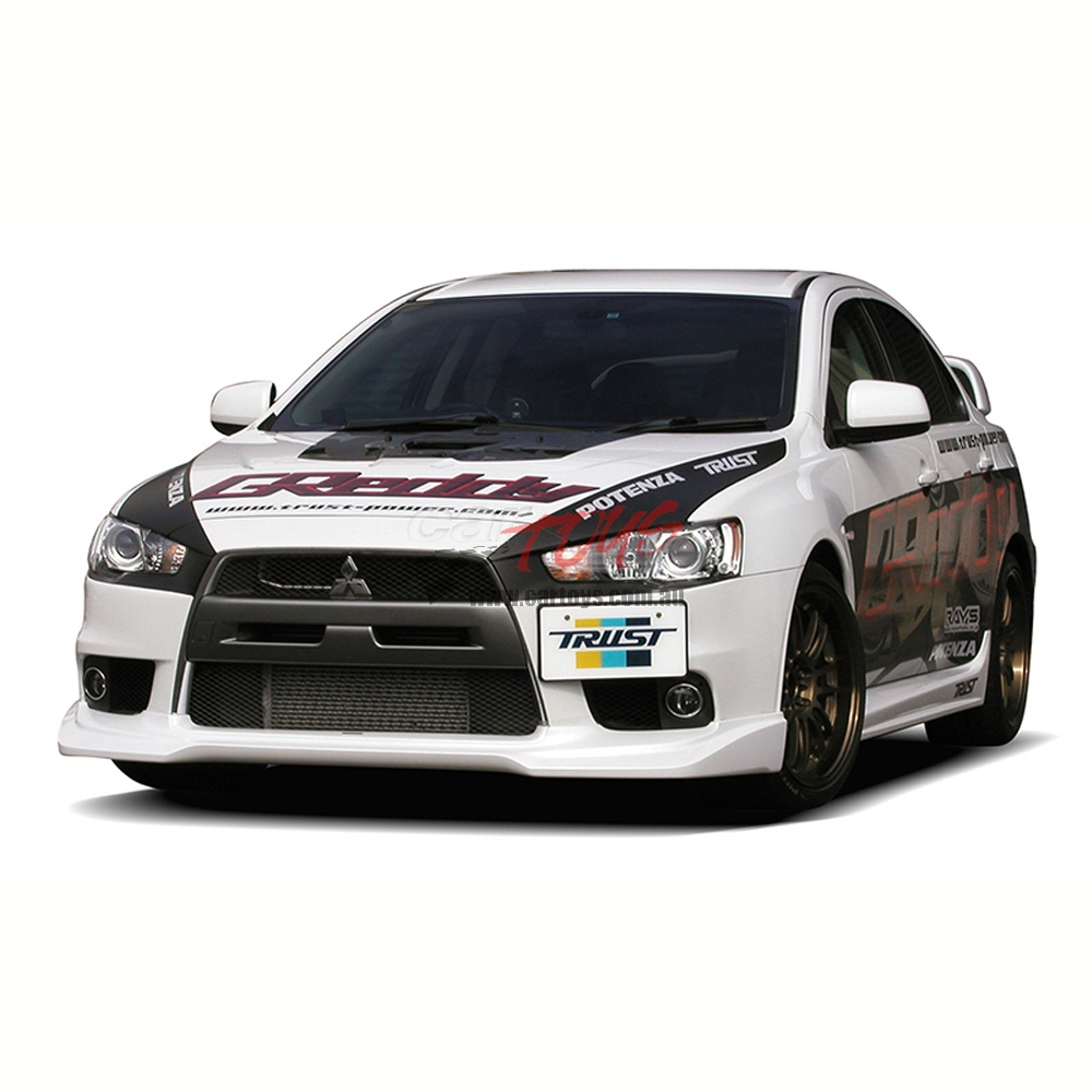 GReddy Aero Kit LANCER EVO10 (Mitsubishi Evolution CZ4A) Front Lip Spoiler