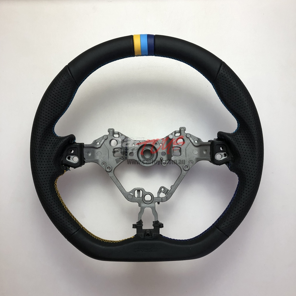 Greddy BRZ/86 Leather Steering Wheel