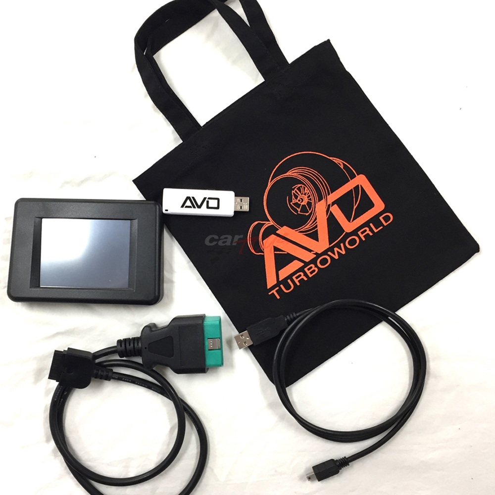 AVOTurboworld Electronics ECU Flashing Tool Power + ECU Flashing Tool FITS Mazda