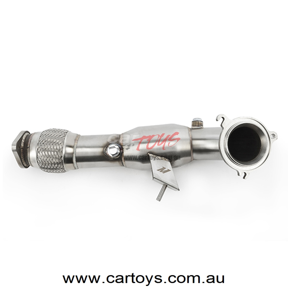 Ford Fiesta ST Catted Downpipe, 2014-2017
