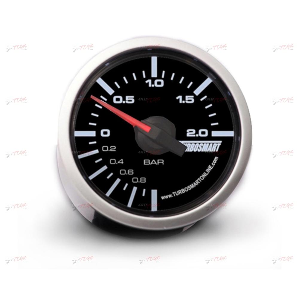 Turbosmart Boost Gauge 0-2 BAR 52mm – 2 1/16″