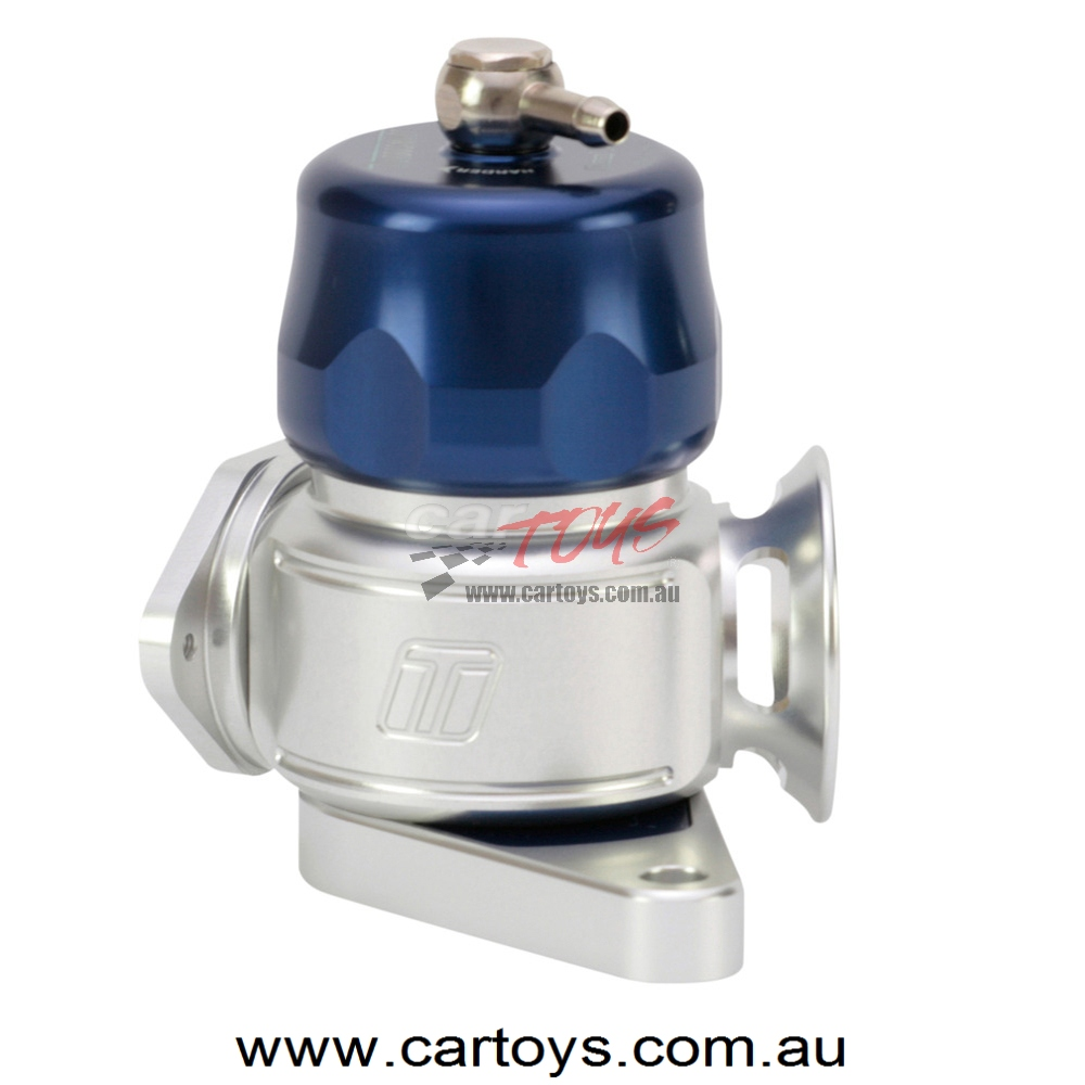 Turbosmart BOV Dual Port Subaru-Blue TS-0205-1015