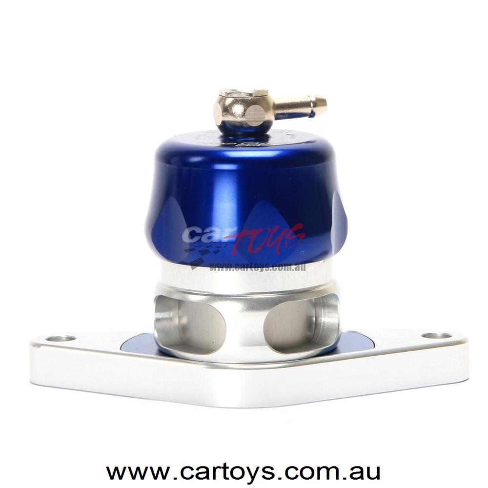 Turbosmart BOV Vee Port Pro Subaru -Blue TS-0205-1135